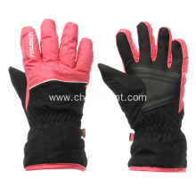 Ladies Outdoor Ski Gloves